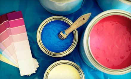 1 Room of Interior Painting - Professional Painters in