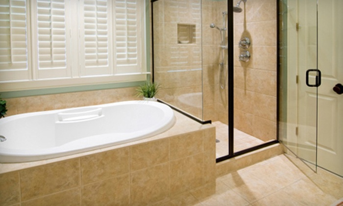 Blue Angel Multi Surface Cleaning - Pensacola / Emerald Coast: Tile and Grout Cleaning for 200, 500, or 1,000 Square Feet from Blue Angel Multi Surface Cleaning (Half Off)