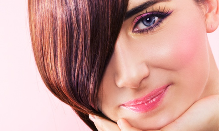 House of Synergy Salon & Spa - Long Beach: Premium or Mink Eyelash Extensions at House of Synergy Salon & Spa in Long Beach (Up to 70% Off)