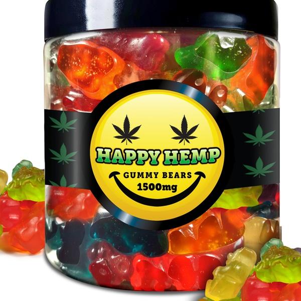 CBD Gummies from Happy Hemp