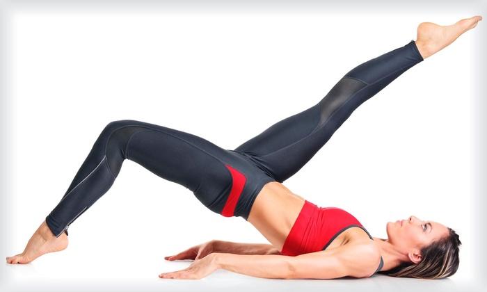 House Yoga - Kenilworth: Five Hot Yoga Classes at House Yoga (45% Off)