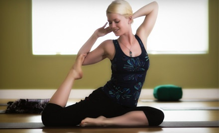 5 Yoga Classes (a $100 value) - Yoga For Everyone in Wayne
