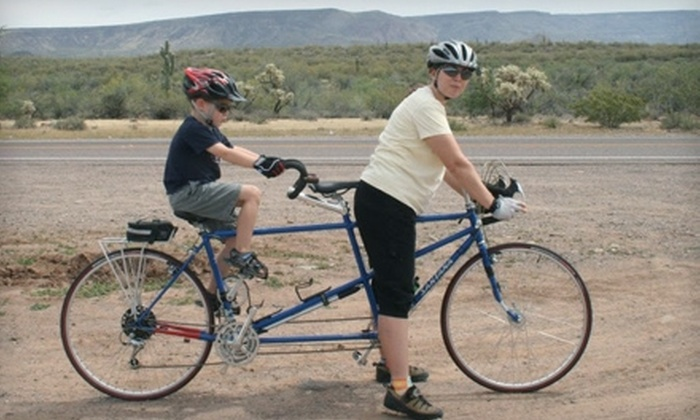 Arizona Bicycle Club - Arrowhead Ranch: $20 for One Registration to Desert Classic Ride from Arizona Bicycle Club