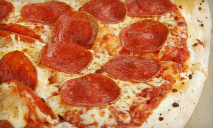 Pizza Party - Santa Clara: Pizza and Italian-Inspired Fare at Pizza Party in Santa Clara