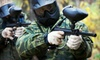 Frog Holler Paintball - Salem: All-Day Paintball Outing for One, Two, Three, or Four at Frog Holler Paintball in Derby (Up to 54% Off)