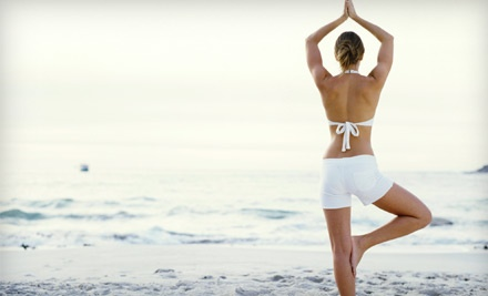 5 Drop-In Classes  - Yoga on the Beach in Key West
