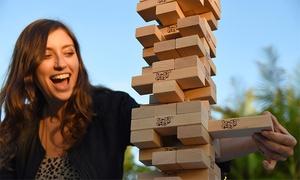 Jenga Giant Premium Hardwood Game