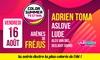 """""""Color Summer Festival"""" à Fréjus"""