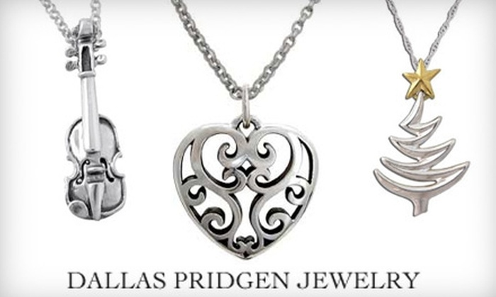 Dallas Pridgen Jewelry: $25 for $50 Worth of Handmade Jewelry and Accessories from Dallas Pridgen Jewelry