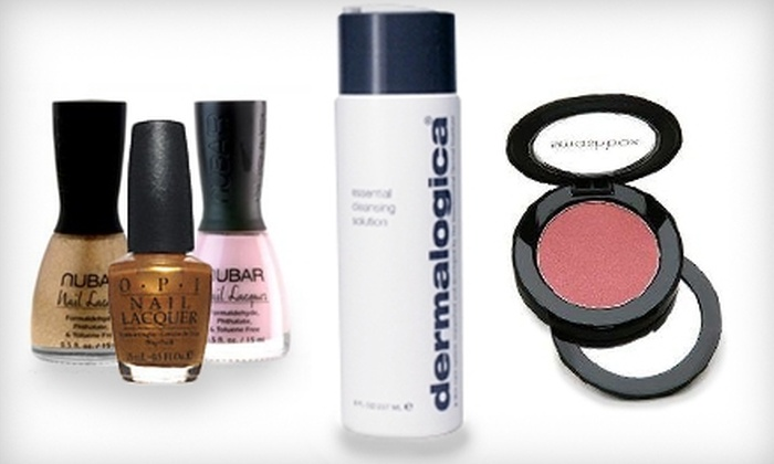 2nd Street Beauty Boutique - Multiple Locations: $10 for $20 Worth of Beauty Products at 2nd Street Beauty Boutique