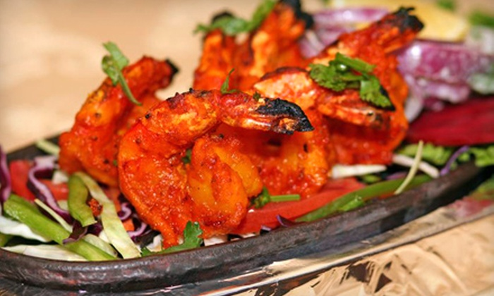 Nirvana - Mississauga: $15 for $30 Worth of Indian Fare and Drinks at Nirvana in Mississauga
