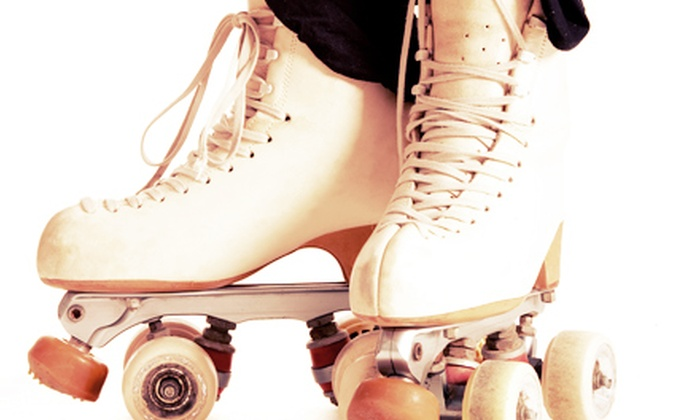 Skate Station - Orange Park - Bellair-Meadowbrook Terrace: Passes to Two Fun-Park Attractions for Two, or One or Two Unlimited Wristbands at Skate Station (52% Off)
