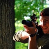 58% Off Outdoor Laser Tag for Up to 14