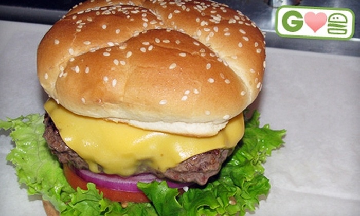 Hosie's Pacific Pub - Townsite: $5 for $10 Worth of Burgers and Fries at Hosie's Pacific Pub in Oceanside