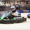 Four 16-Lap Go-Kart Races