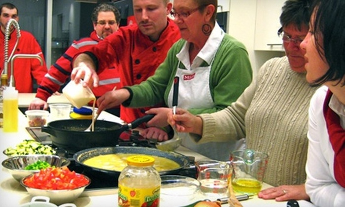 Miele Culinary Institute - Vaughan: Specialty Cooking Class from Miele Canada at Miele Culinary Institute in Vaughan. Three Dates Available.