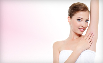 Six Laser Hair-Removal Treatments on One Small Area - Innovative Esthetics in Pearl River