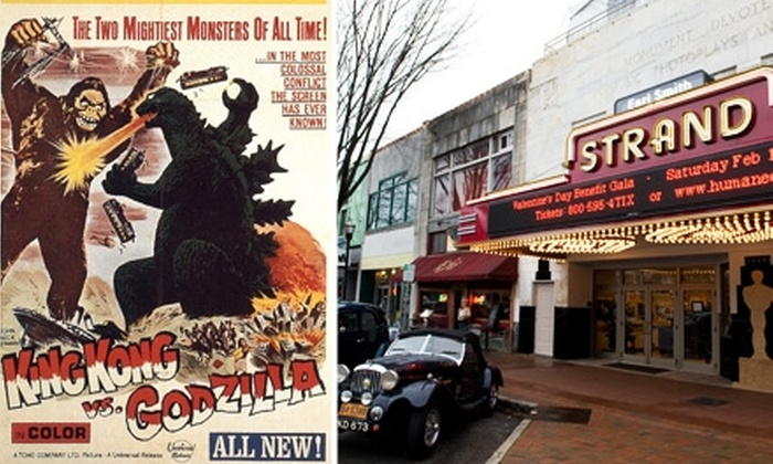Earl Smith Strand Theatre  - Downtown Marietta: $3 Ticket to a Halloween Flick at Earl Smith Strand Theatre