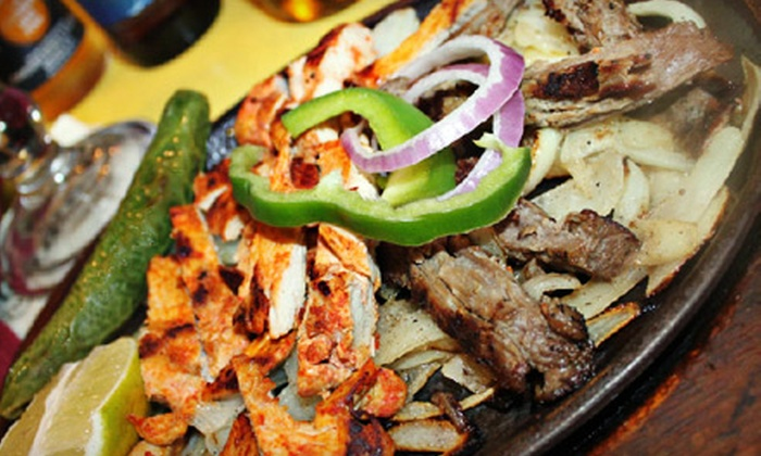 Wingaritas - Terra Del Sol: $10 for $20 Worth of Tex-Mex Fare and Wings at Wingaritas