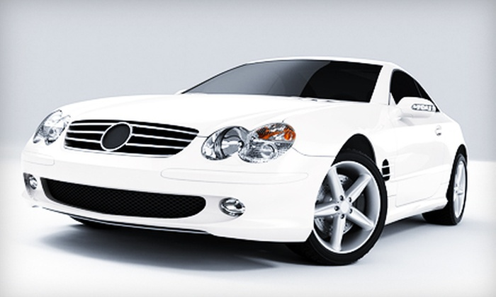 Palmetto Pro Tint - Multiple Locations: Two-Door or Full-Car Window Tinting at Palmetto Pro Tint (Up to 51% Off)