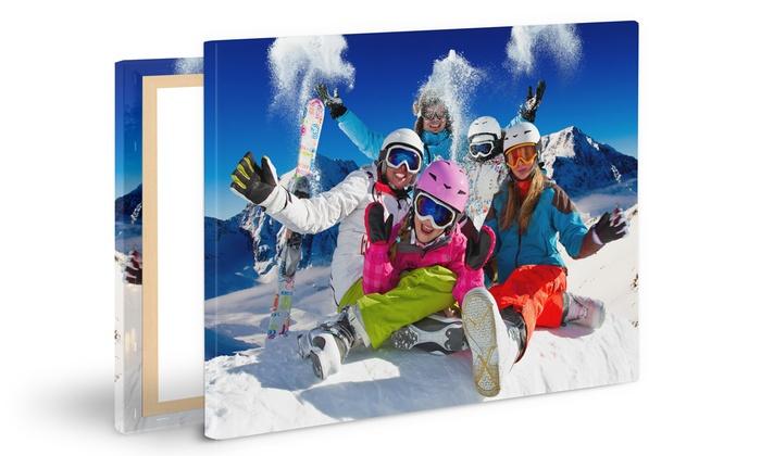 StampaFoto48ore.it: Fino a 3 stampe su tela disponibili in 4 misure offerte da StampaFoto48ore.it(sconto fino a 94%)