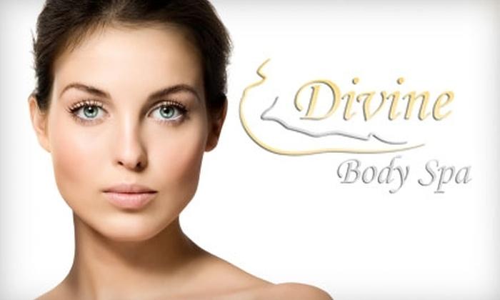 Divine Body Spa - Terra Losa: $35 for $70 Worth of Spa Services at Divine Body Spa