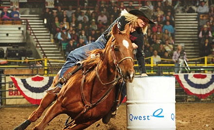 National Western Stock Show's Colorado Versus the World on Sat., Jan. 7 at 8PM: Sections 207-229, Seating for 1 - National Western Stock Show's Colorado Versus the World in Denver