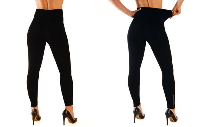 3er Pack Leggings Slimming Effect
