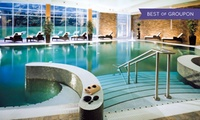 Co. Cork: 1 or 2 Nights for Two with Breakfast and Spa Passes; with Option for Spa Treatment at 5* Fota Island Resort