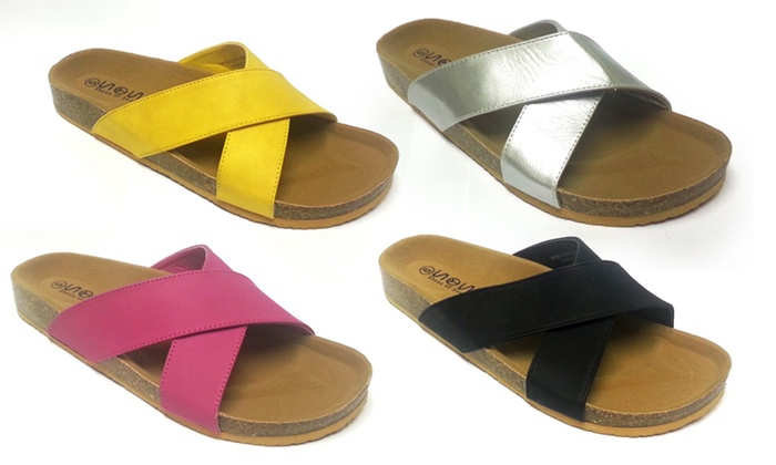 Shoes of Soul Women's Cork Sandals: Shoes of Soul Women's Cork Sandals. Multiple Colors Available. Free Returns.