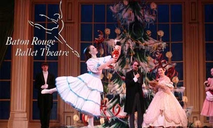 Baton Rouge Ballet Theatre - Garden District: $49 for a Season Ticket to the Baton Rouge Ballet Theatre ($99 Value)
