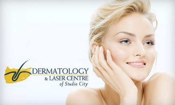 Dermatology and Laser Centre of Studio City - Studio City: $49 for Two Microdermabrasion Treatments at Dermatology and Laser Centre of Studio City ($250 Value)