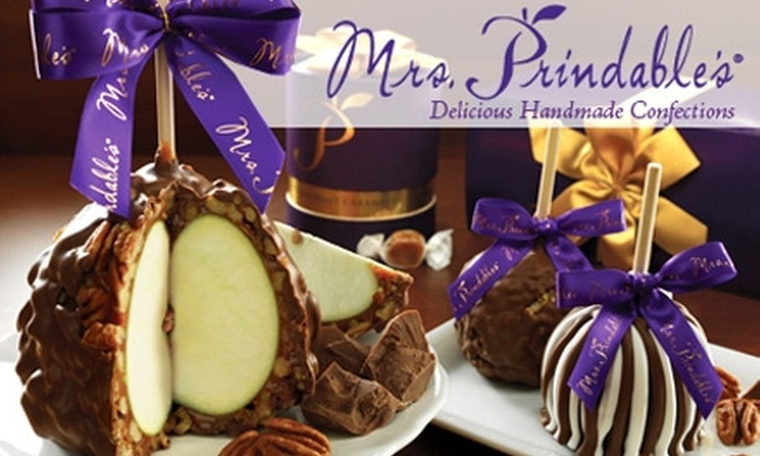 Mrs. Prindable's - Denver: $12 for $25 Worth of Gourmet Treats from Mrs. Prindable's