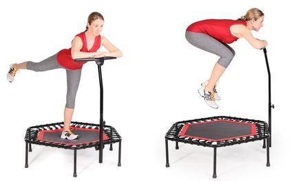 SportPlus SPT110 fitness trampoline voor € 89