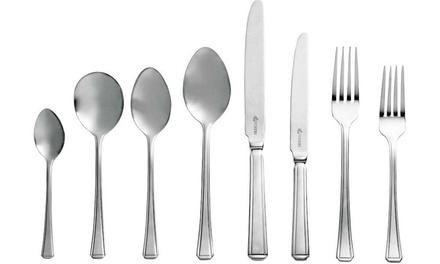 16, 24 or 44Piece Viners Harley 18/10 Stainless Steel Cutlery Set