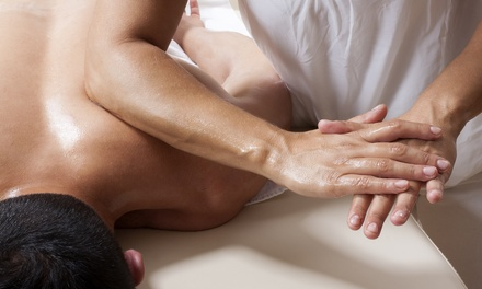 One or Two 60-minute Massages from Aleiptes Massage Center (Up to 40% Off)