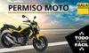 Curso para carnet de moto A1 o A2