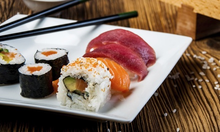 $9 for Japanese Cuisine at Soya Sushi Bar & Bistro ($20 Value)