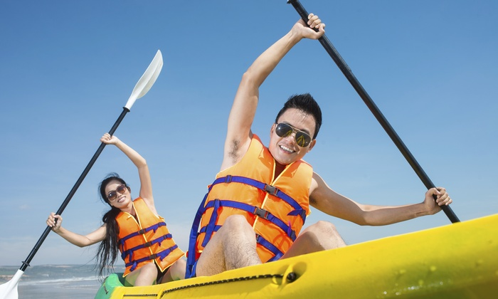 Rhode Island Paddle Sports - Potowomut: $14 for $25 Worth of Kayak Rental — Rhode Island Paddle Sports