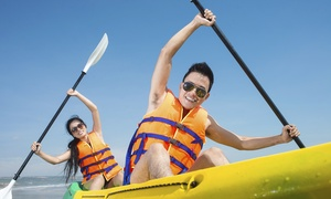 Rhode Island Paddle Sports: $14 for $25 Worth of Kayak Rental — Rhode Island Paddle Sports