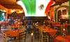 Menu messicano e birra media