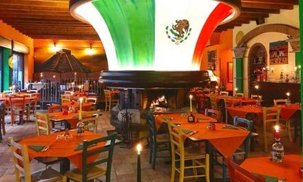 Menu messicano con birra media per 2 o 4 persone al ristorante Mexcal a Busto Arsizio (sconto fino a 41%)