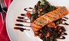 Market Grille - Robertson: New American Dinner for Two or More at Market Grille (Up to 40% Off). Two Options Available.