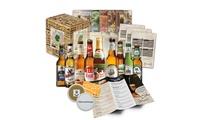 """Wertgutschein über 26,90 € anrechenbar auf eine 9er-Box """"Biere der Welt"""" oder """"Biere aus Deutschland"""""""