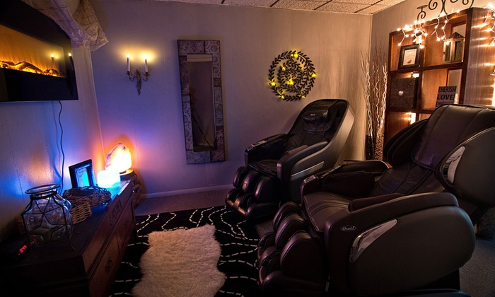 Massage Cave -  Massage Cave : 30- or 60-Minute Luxury Recliner Massage at Massage Cave (Up to 63% Off)