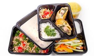 Healthy Food Catering Dietetyczny: Plan żywieniowy (2,99 zł) lub wybrany catering dietetyczny (od 119,99 zł) w Healthy Food Catering Dietetyczny w Sosnowcu