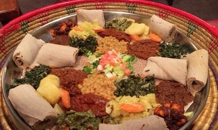 Ethiopian Injera Bread Challenge - Food Friends and Fun