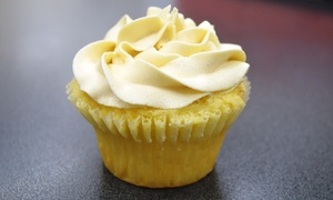 Cupid's Delight: $19 for a Box of 12 Cupcakes in Choice of Flavour (Up to $38 Value)