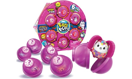 Moose Toys Pikmi Pops Six-Pack