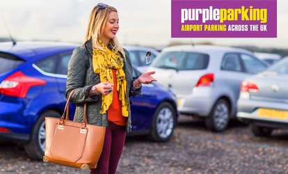 image for Up to 35% Off Airport Parking with No Additional Booking Fees from Purple Parking, Multiple Locations